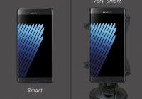 Samsung Galaxy S 7 Mount