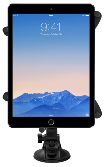 Mobile mount for iPad