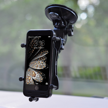 The ultimate iPhone 6S mount