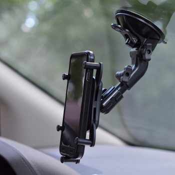 side view of the best iPhone SE mount